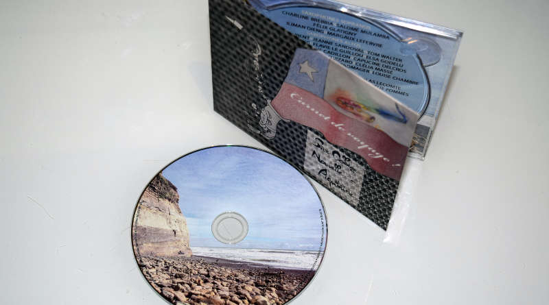 CD carnet de voyage Chili